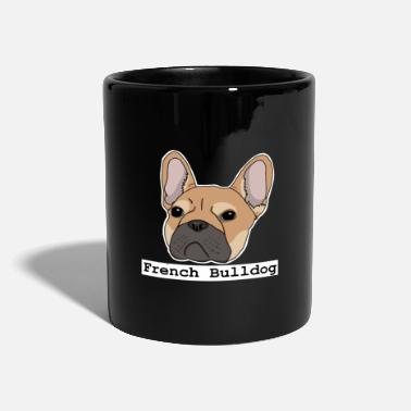 French Bulldog French Bulldog, French Bulldog - Full Colour Mug