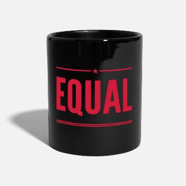 Equalizer Equal - Mug