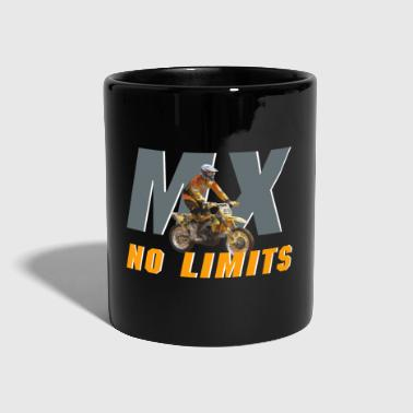 mx no limits dark - Mug uni