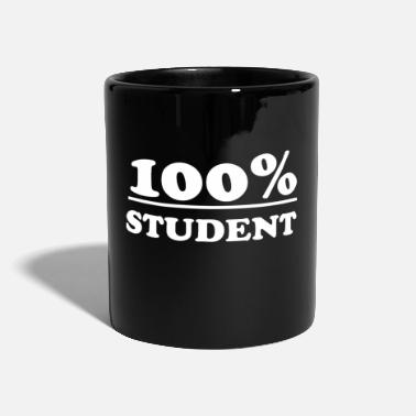 Università Regalo 100% Studente Università Università - Tazza monocolore