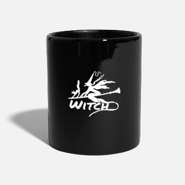Witch Witch Witch - Full Colour Mug