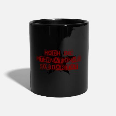 Red G20 International Solidarity of the Workers LEFT - Mug