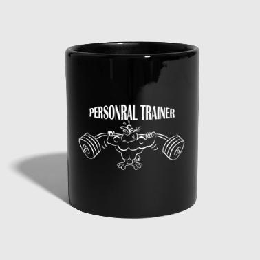 Personal Trainer Personal trainer chicken - Full Colour Mug