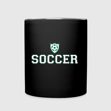 Soccer shield - Mug uni