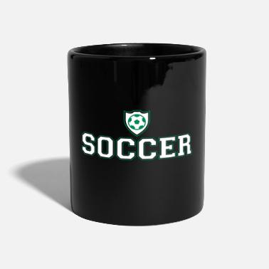 Shield Soccer shield - Mug uni