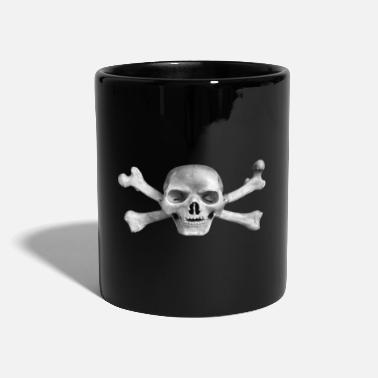 Hull Skull hull - Full Colour Mug