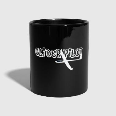 glider pilot 1 - Full Colour Mug