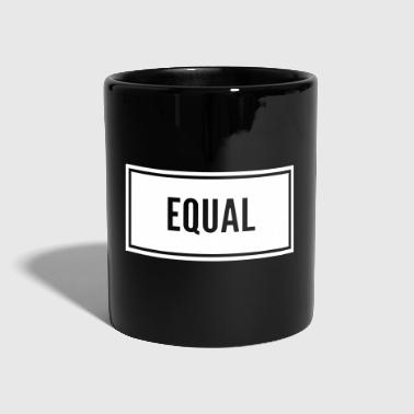 Equal - Full Colour Mug
