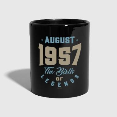 Agosto 1957 The Birth Of Legends - Tazza monocolore