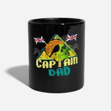 Scotland England UK Father's Day - Mug
