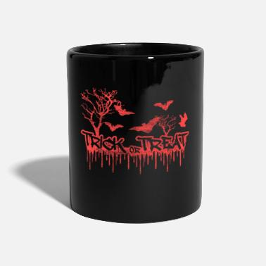 Pumpkin Halloween Candy - Mug