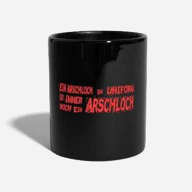Punkx PUNKX AGAINST OFFICIALS SOLDIERS POLICE ZOLL - Mug