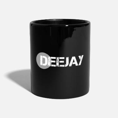 Deejay Deejay - Disc Jockey Edition - Tazza monocolore