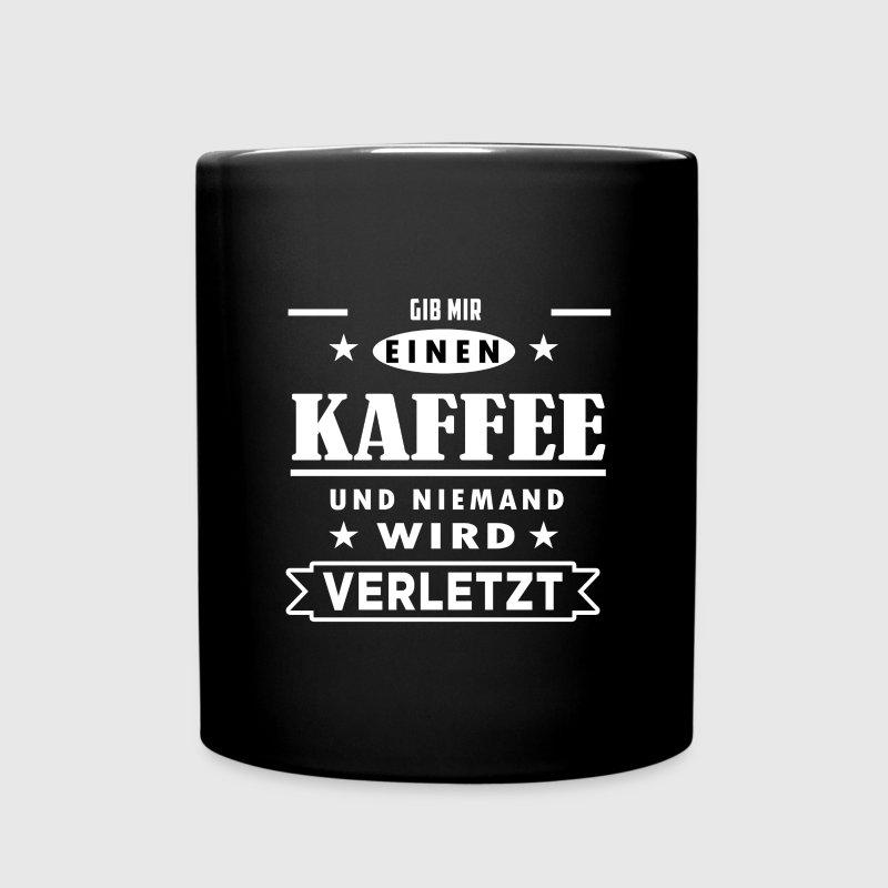 Gib mir Kaffee.. von gbcodes | Spreadshirt
