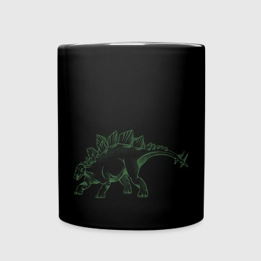 Stegosaurus - Full Colour Mug
