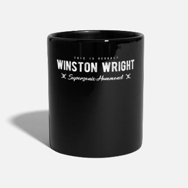 Supersonic Winston Wright Supersonic Hammond | This is reggae - Mug