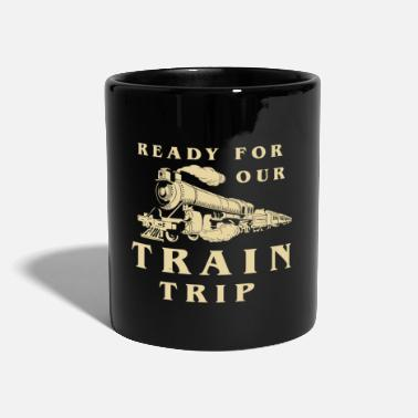 Travel Error Ready for our Train Trip - Mug