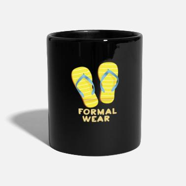 Wear Formal Wear - Tasse einfarbig