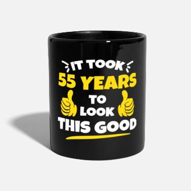Confetti Took 55 Years To Look This Good Birthday Gift Idea - Mug