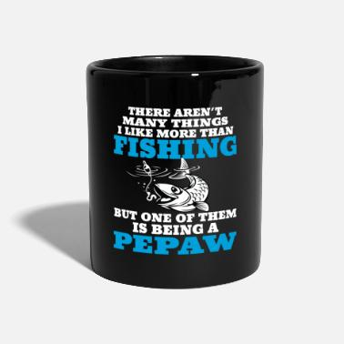 Fishing Pepaw - Full Colour Mug