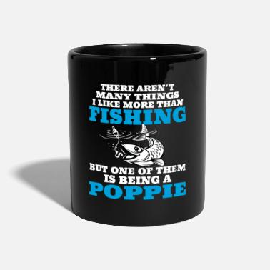 Fishing Poppie - Full Colour Mug