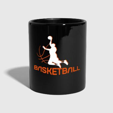 Baloncesto basketball.ai - Taza de un color