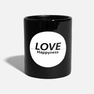 Happiness Love & Happiness - Mug uni