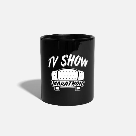 Birthday Mugs & Drinkware - TV Shows Series TV Show TV Show Gift - Mug black