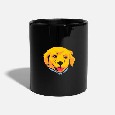 Golden Retriever Golden Retriever Labrador cadeau idee - Mok uni