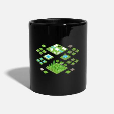 Area Green areas - Mug