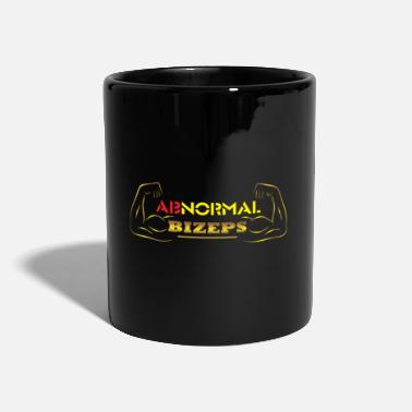 Abnormal Abnormal biceps - Mug