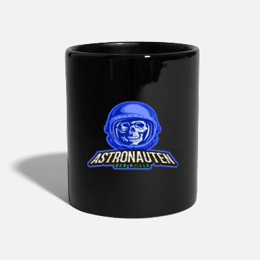 Potassium Cyanide Astronaut Space Fun Ho ll gift idea - Mug