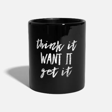 Business Motivation Saying Statement Business Gift - Mugg
