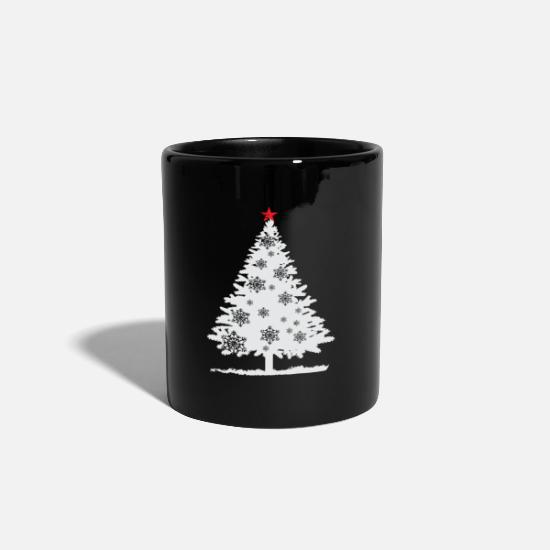 Gift Idea Mugs & Drinkware - Christmas tree - fir-tree - Christmas Tree - Mug black