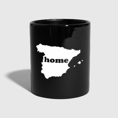 Spain knows my home country and refuge - Full Colour Mug