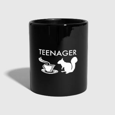 Teenager - Full Colour Mug