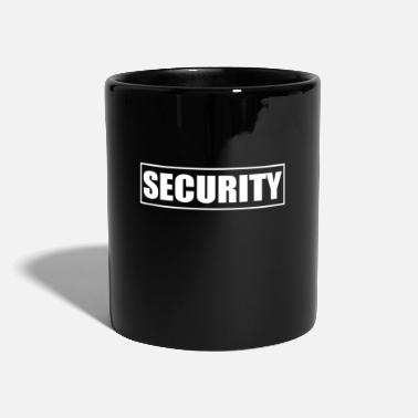 Security Service Security security service security service bouncer - Mug
