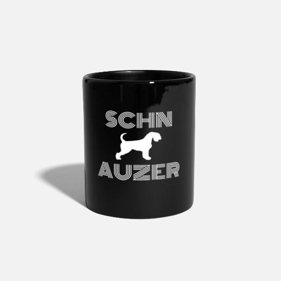 Gift Idea Mugs & Drinkware - giant schnauzer - Mug black