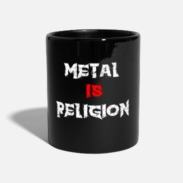 Metal is Religion - Tasse