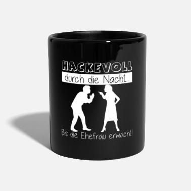 Nightspot Hacking night wife wakes up (w) - Mug