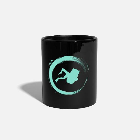 Surfing Mugs & Drinkware - bodyboard - Mug black