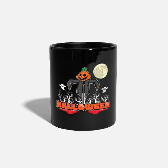 Horror Mugs & Drinkware - Halloween Season Greetings - Mug black