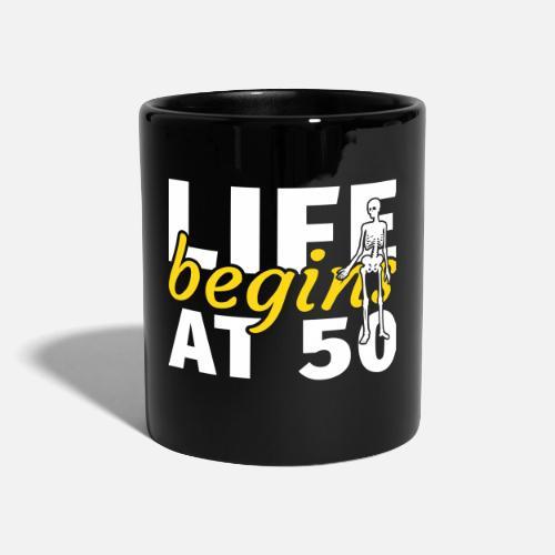 Lustige Spruche Zum 50 Geburtstag Tasse Spreadshirt