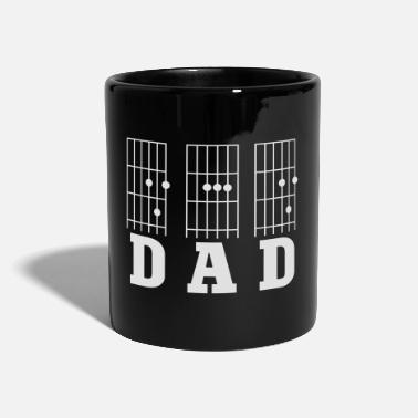 Daddy Guitar Dad - Tasse