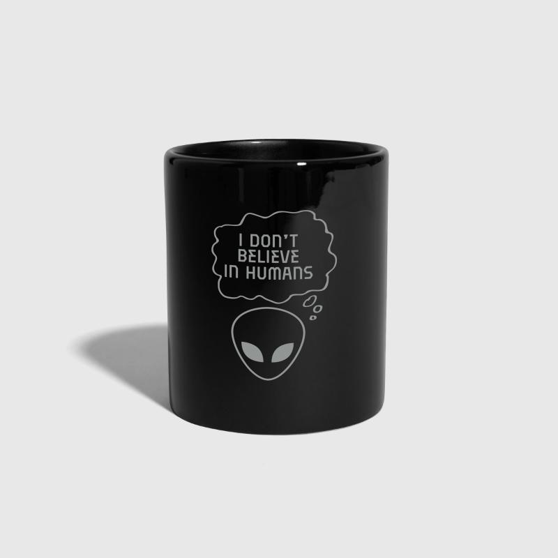 I Don\'t Believe In Humans - Full Colour Mug