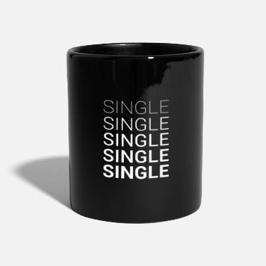 Single Single Solo Single Dating - Mug uni