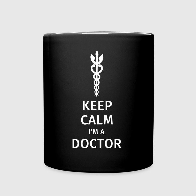 Keep Calm I'm a Doctor - Mok uni