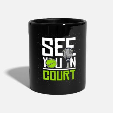 Tribunal On se voit au tribunal - Mug uni