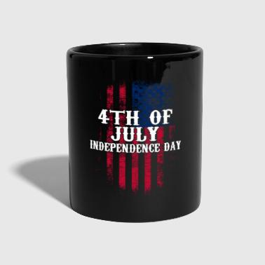 4th of July - Independence Day - Full Colour Mug
