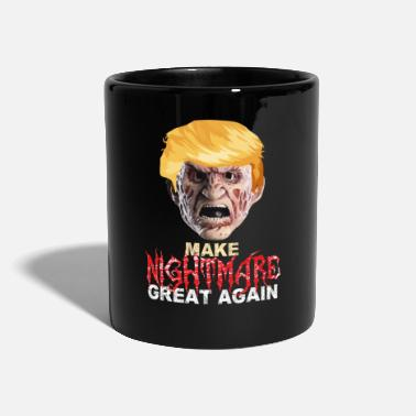 Frases Make Nightmare Great Again Freddy Krueger - Taza